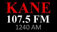 KANE 107.5 FM 1240 AM
