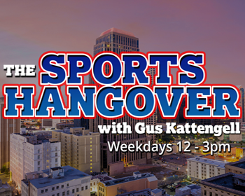 The Sports Hangover With Gus Kattengell – Will Guillory, Maddy Hudak, Ralph Malbrough, Jordan Kliebert